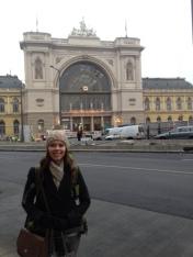 Leaving for Bratislava