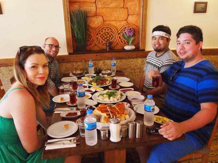 Breakfast at Van Kahvalti Evi