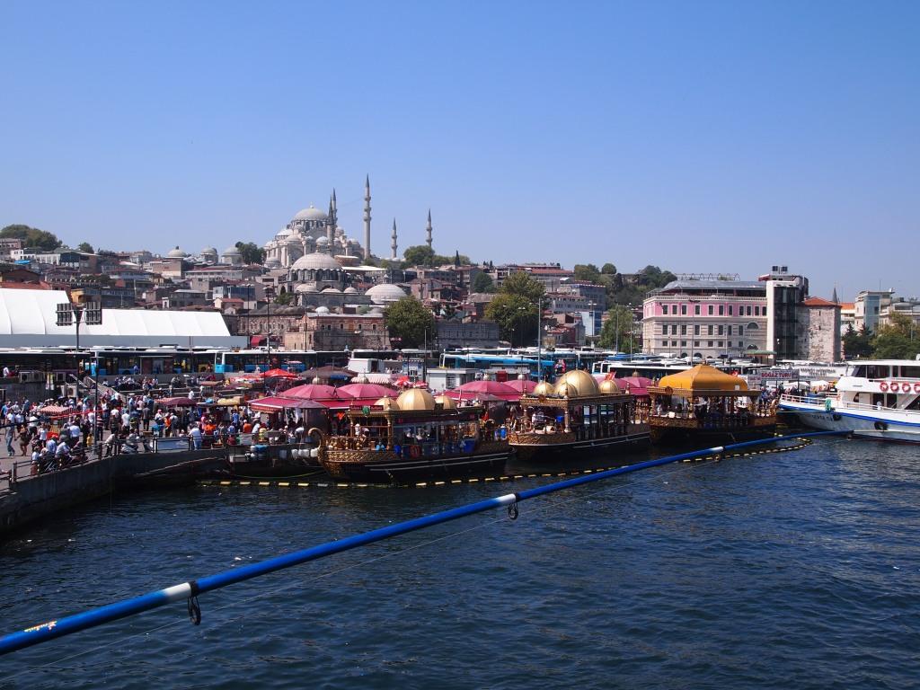 Eminönü & Suleymaniye Mosque