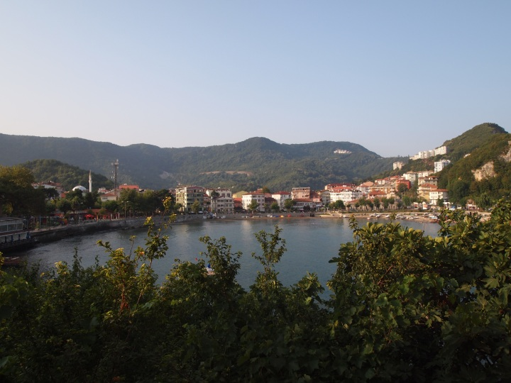 A nice view of Küçük Liman