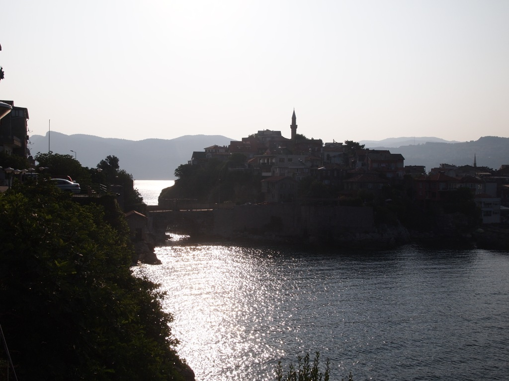 The peninsula where we stayed