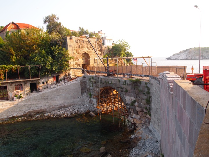 The Roman Bridge