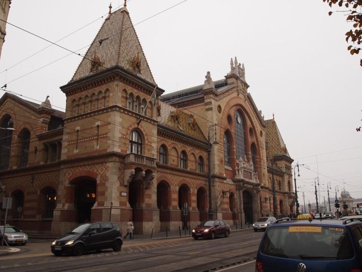 Nagycsarnok (Great Market Hall)