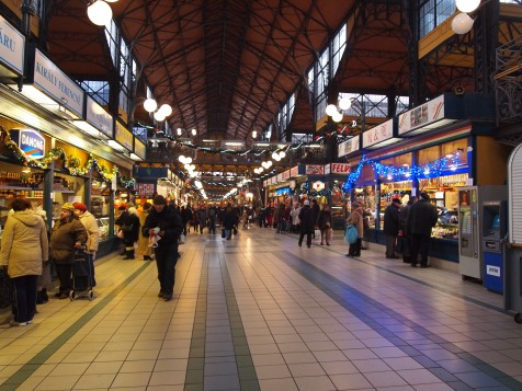 Inside Great Market Hall