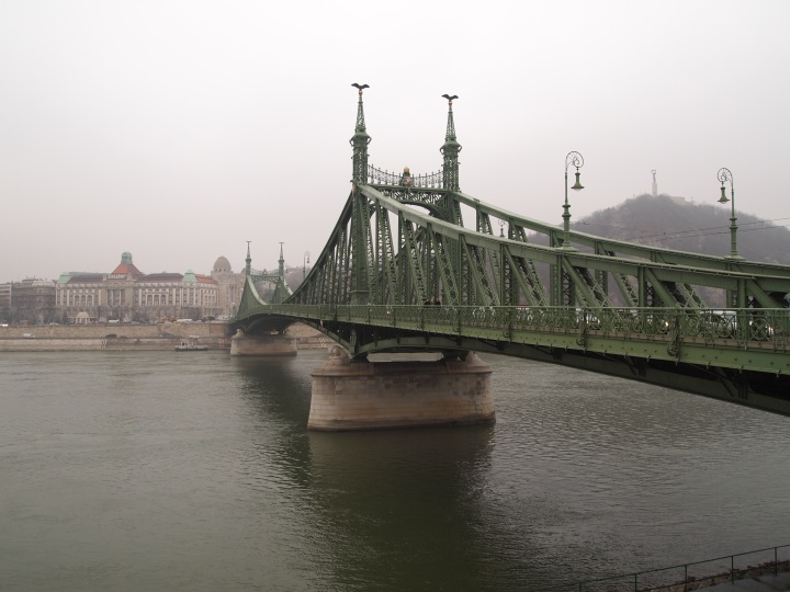 Szabadság Bridge (Liberty Bridge)