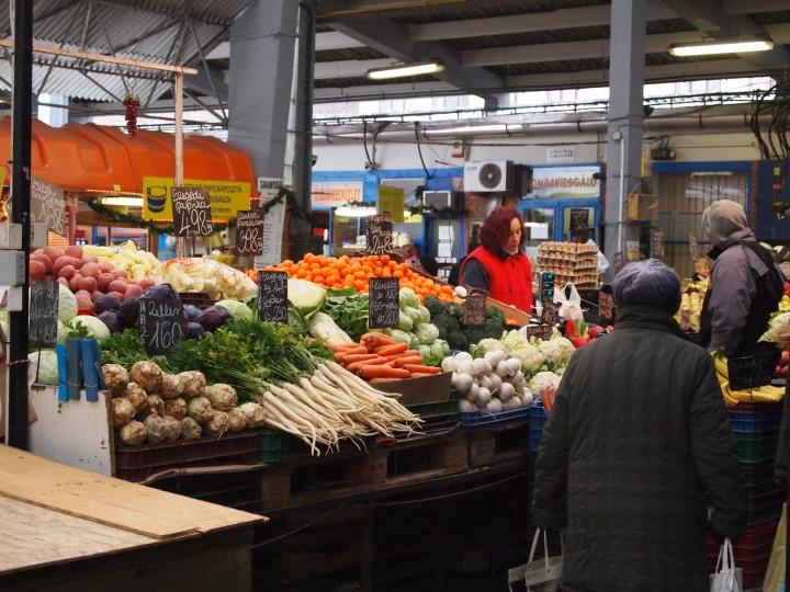 Laszlo's local market