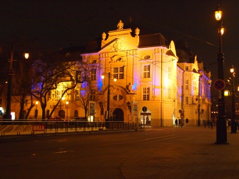 Slovak Philharmonic Building