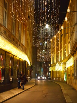 Christmas in Vienna is lovely