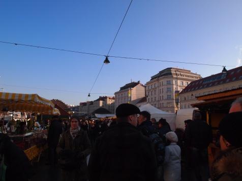 Naschmarkt Flea Market