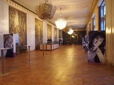 This hall was restored after WWII