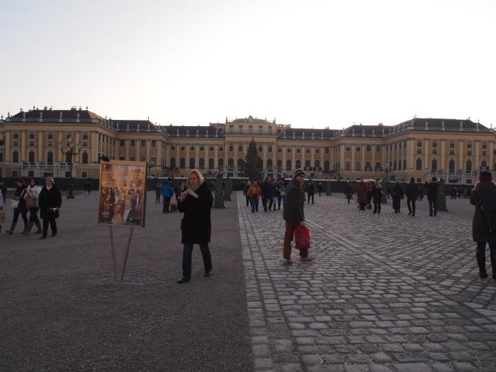 Schloss Schonbrunn