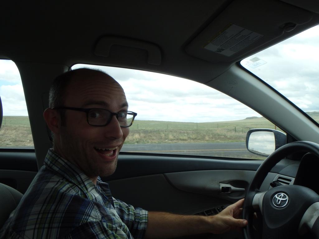 Driving is fun!