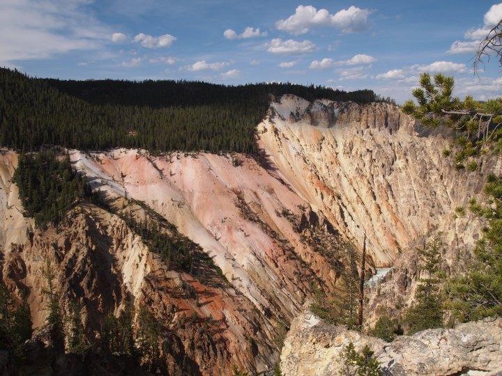 A gorgeous canyon