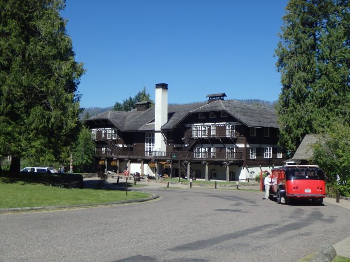 Lake McDonald Lodge
