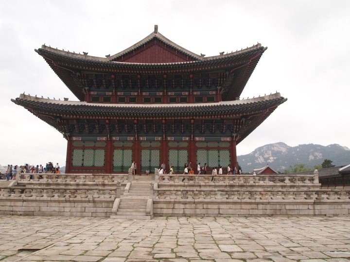 Geunjeongjeon Hall - Throne Hall