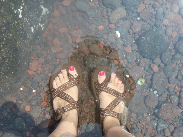 Chacos! Going strong for 4 years!