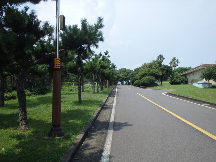 Boring road path