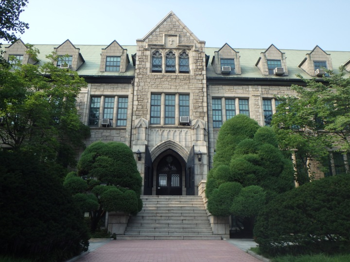 Pfeiffer Hall
