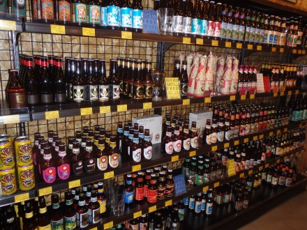 BOTTLE SHOP!!