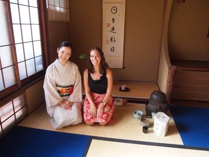 me and Atsuko