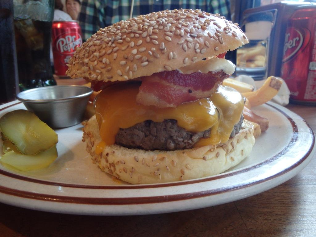 My burger - C.R.E.A.M.