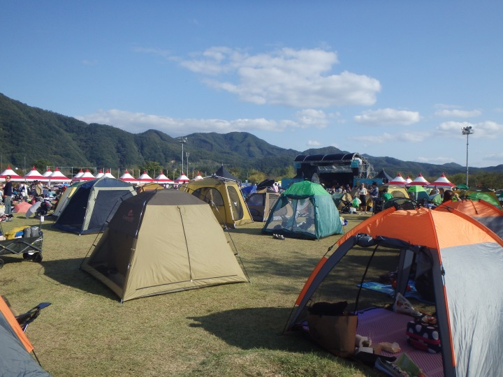 day tents