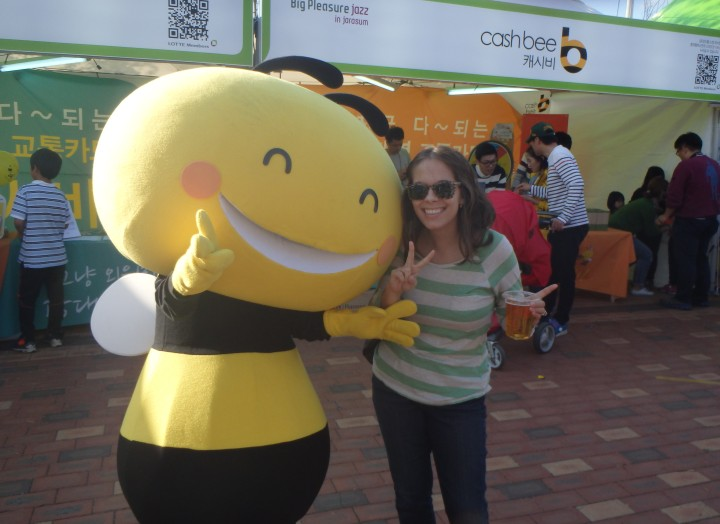 Me and the Cash Bee