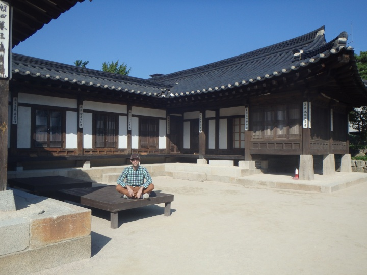 This house was built by Empress Sunjeong's father after she became the crown princess in 1906