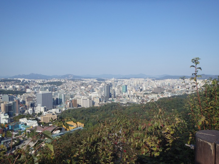 This is only one side of Seoul