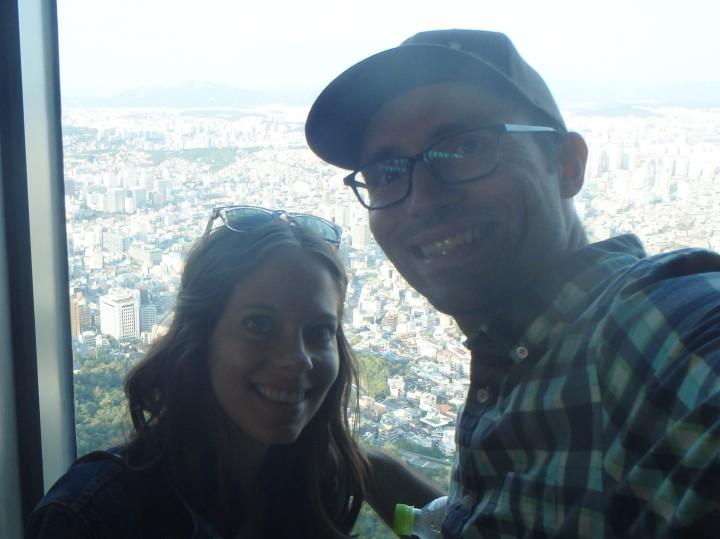 Tower selfie