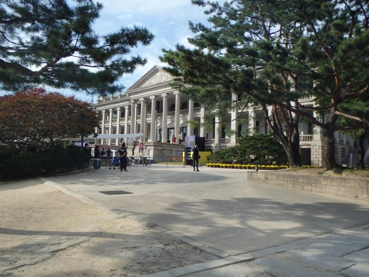 Seokjojeon Hall