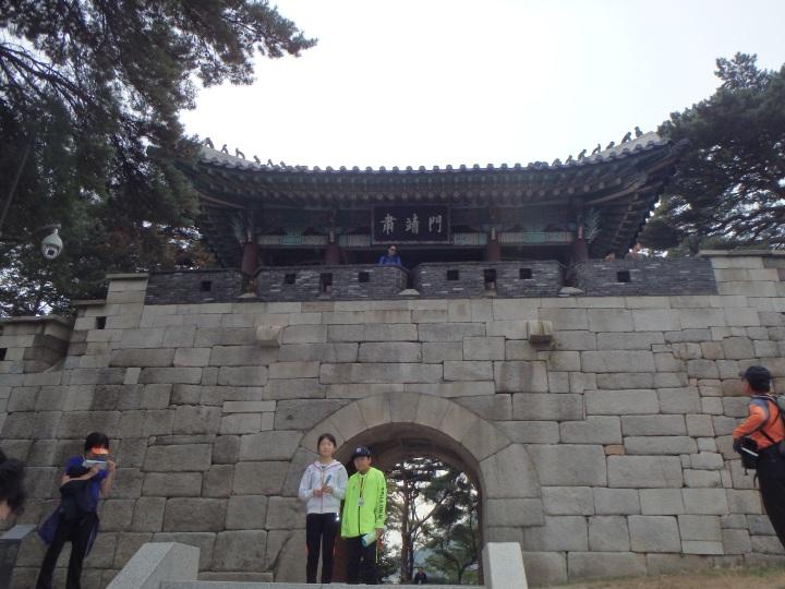 Entering Seokjeongmun