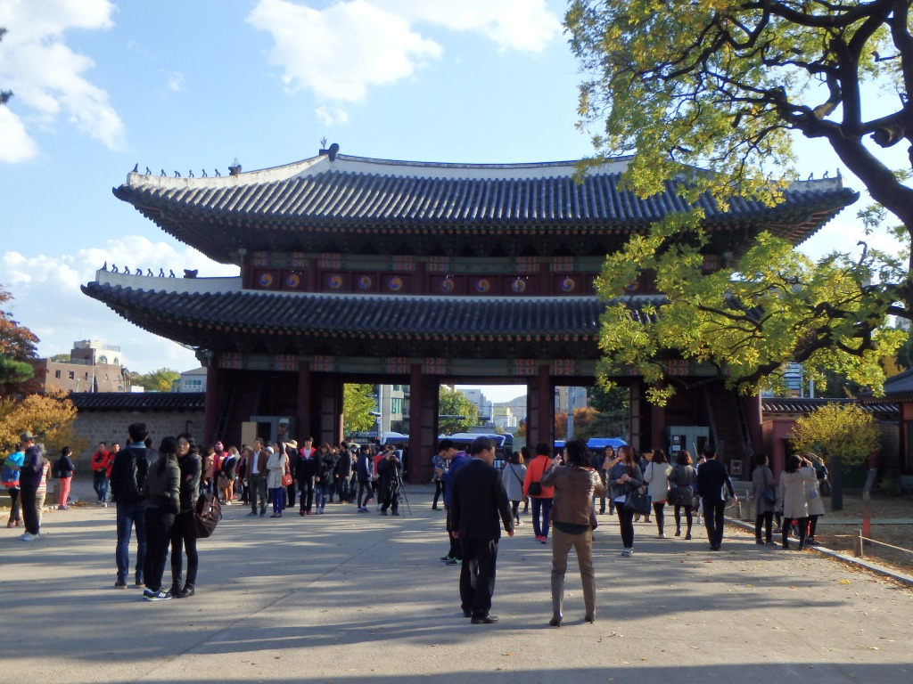 Donhwa Gate