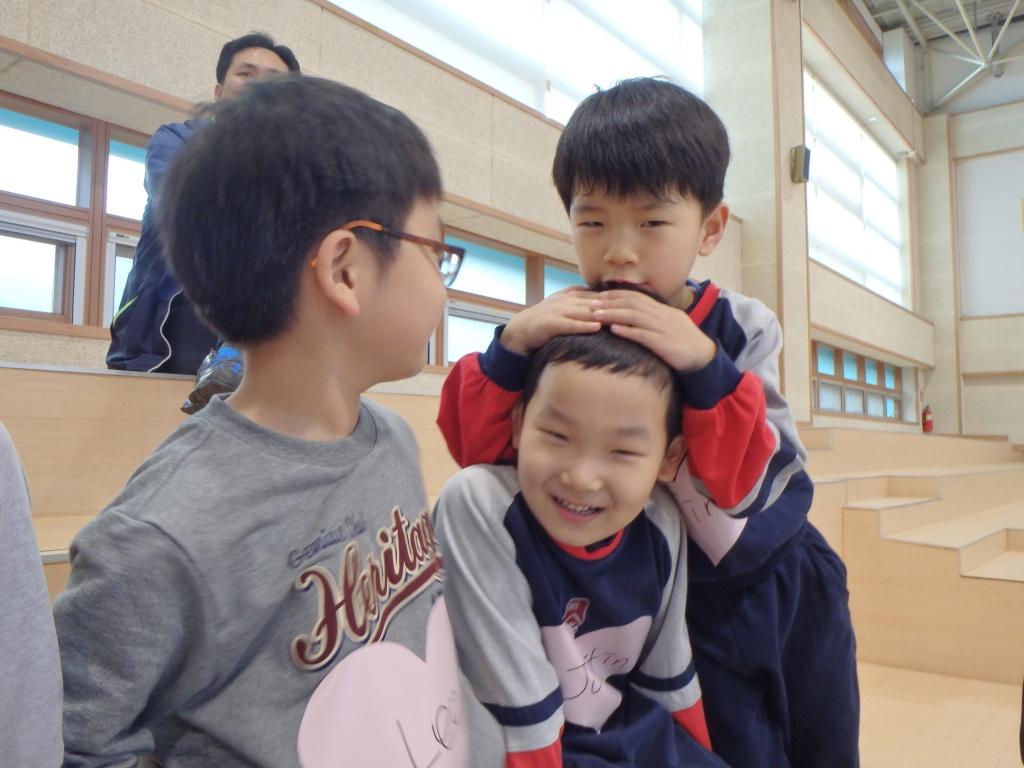Leo, Justin, and Jin
