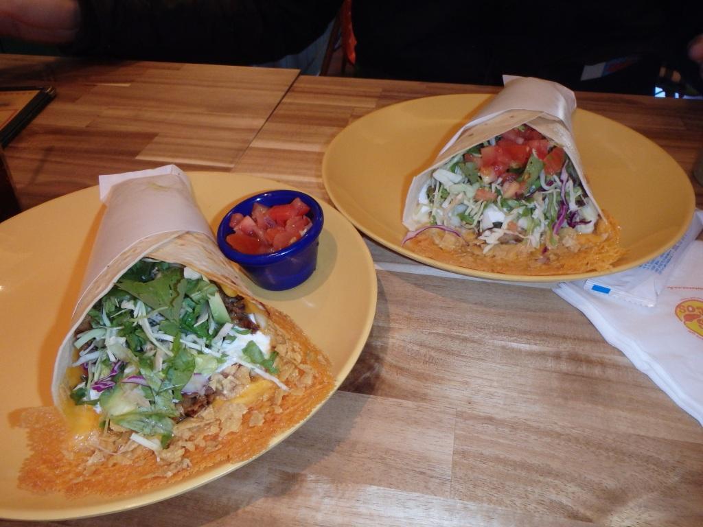 Dos Tacos burritos