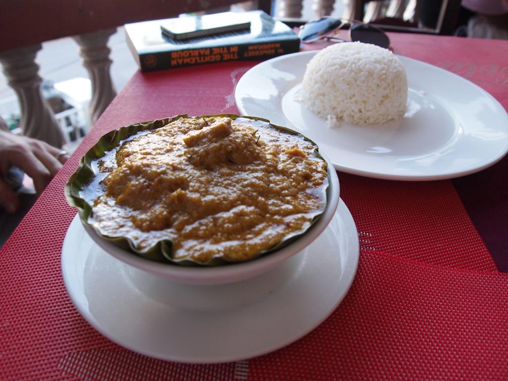 Zach's curry