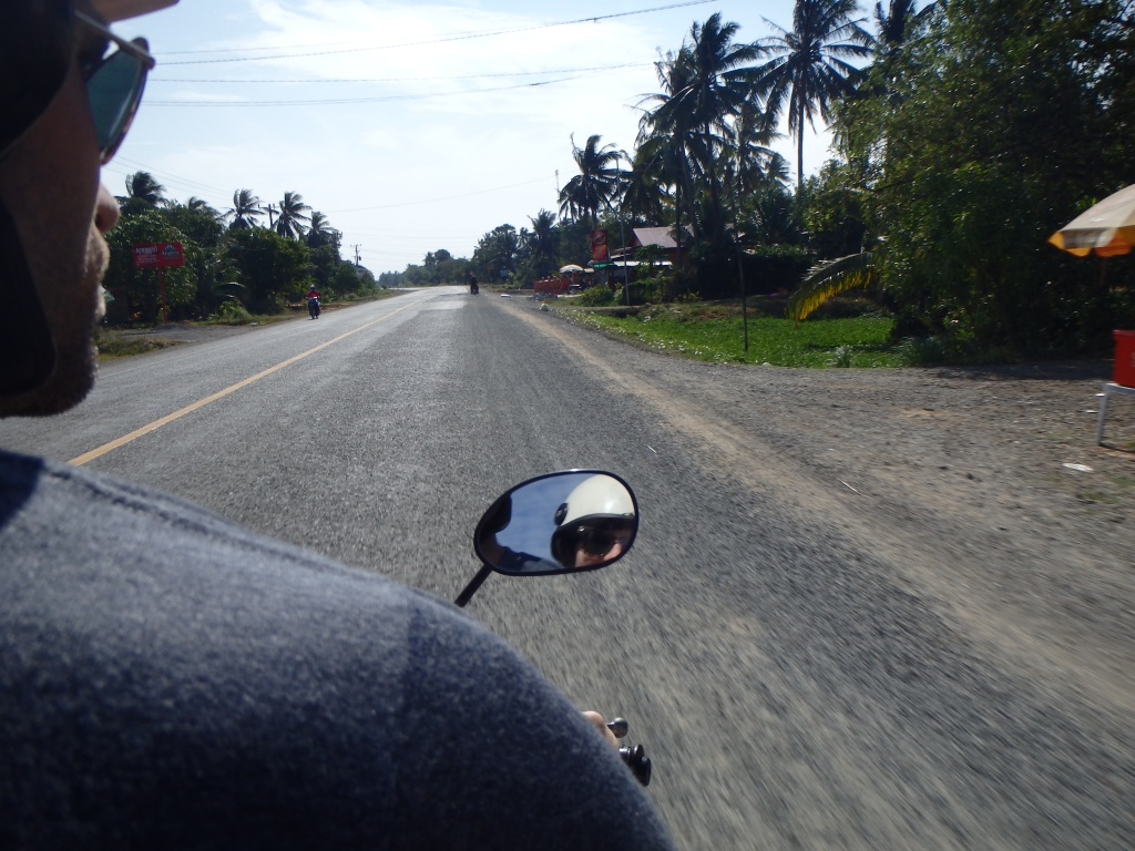 on the road to Kep