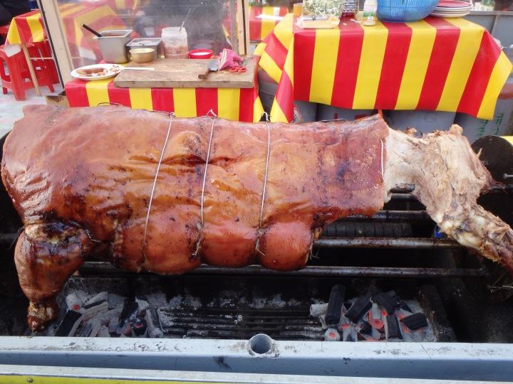 roast piggie