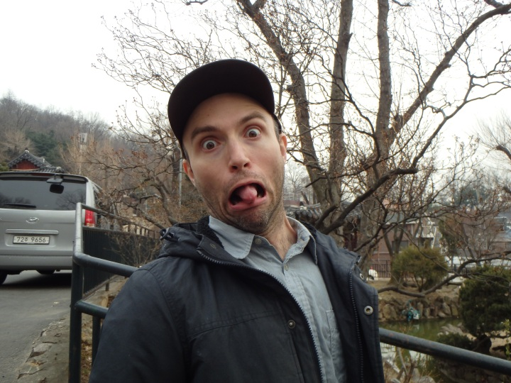 Zach's attempt at an Arahat face