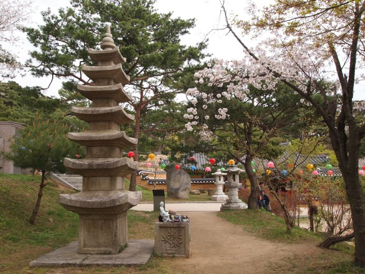 Geumgang-mun, Gate of Vajrapani