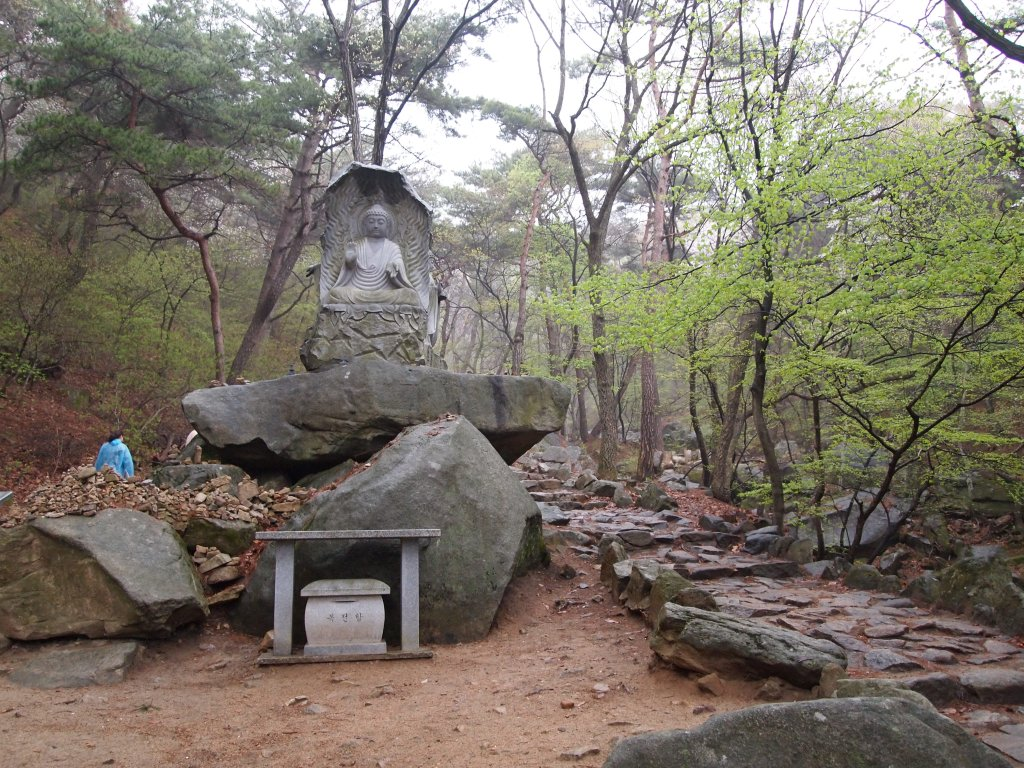 Sa-myeon Seokbul, 4 Buddhas on 4 sides