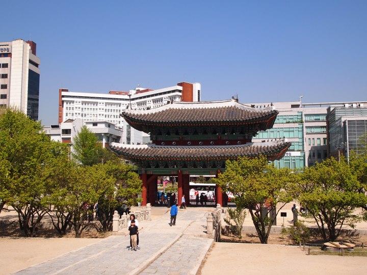 Honghwamun