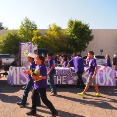 MISD Float - Year of the Book