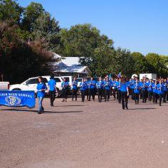 Presidio HS Band