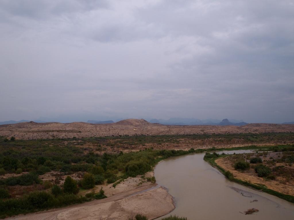 Texas beyond the Rio Grande