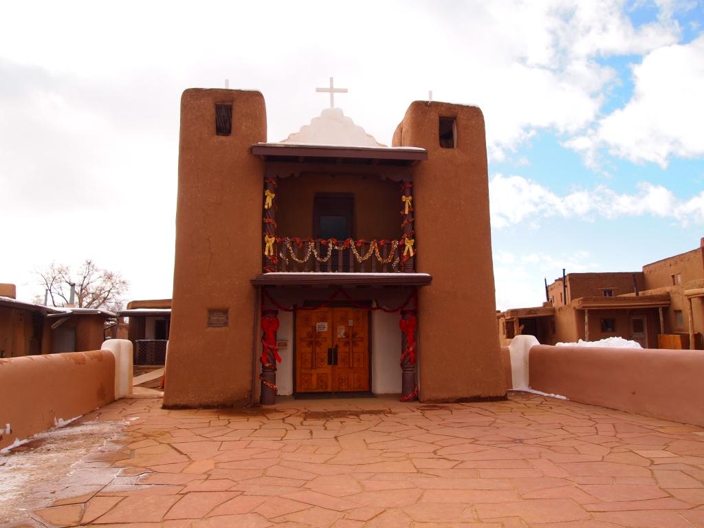San Geronimo Church - built in 1850