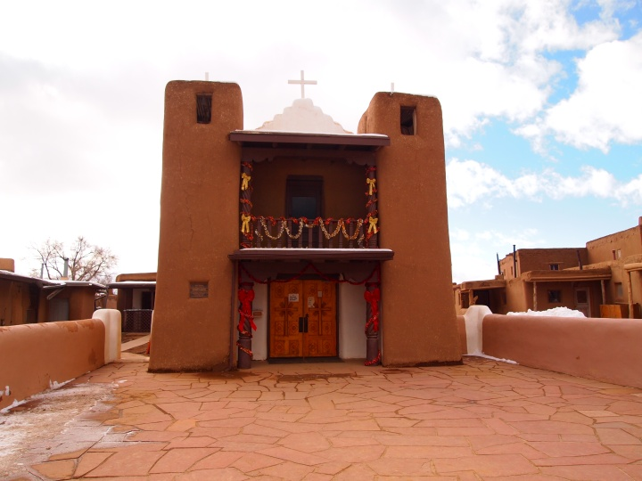 San Geronimo Church - built in 1850