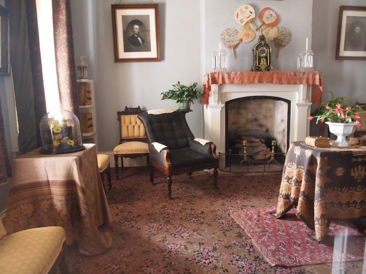 Sitting Room - Commanding Officer's Home