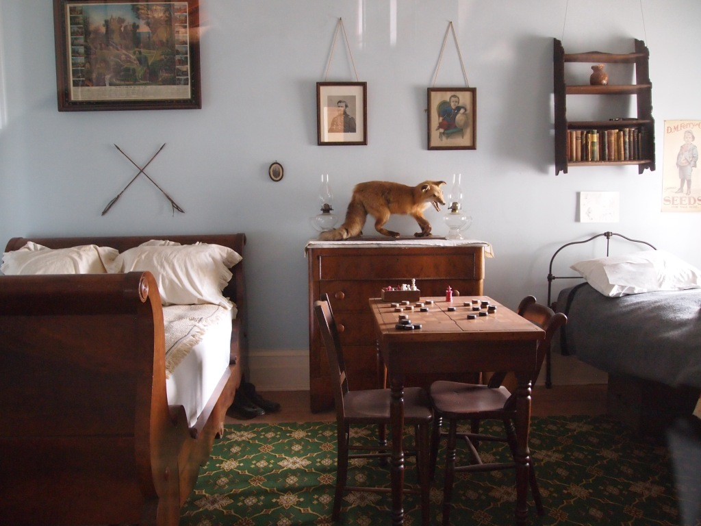 Children's Room - Commanding Officer's Home