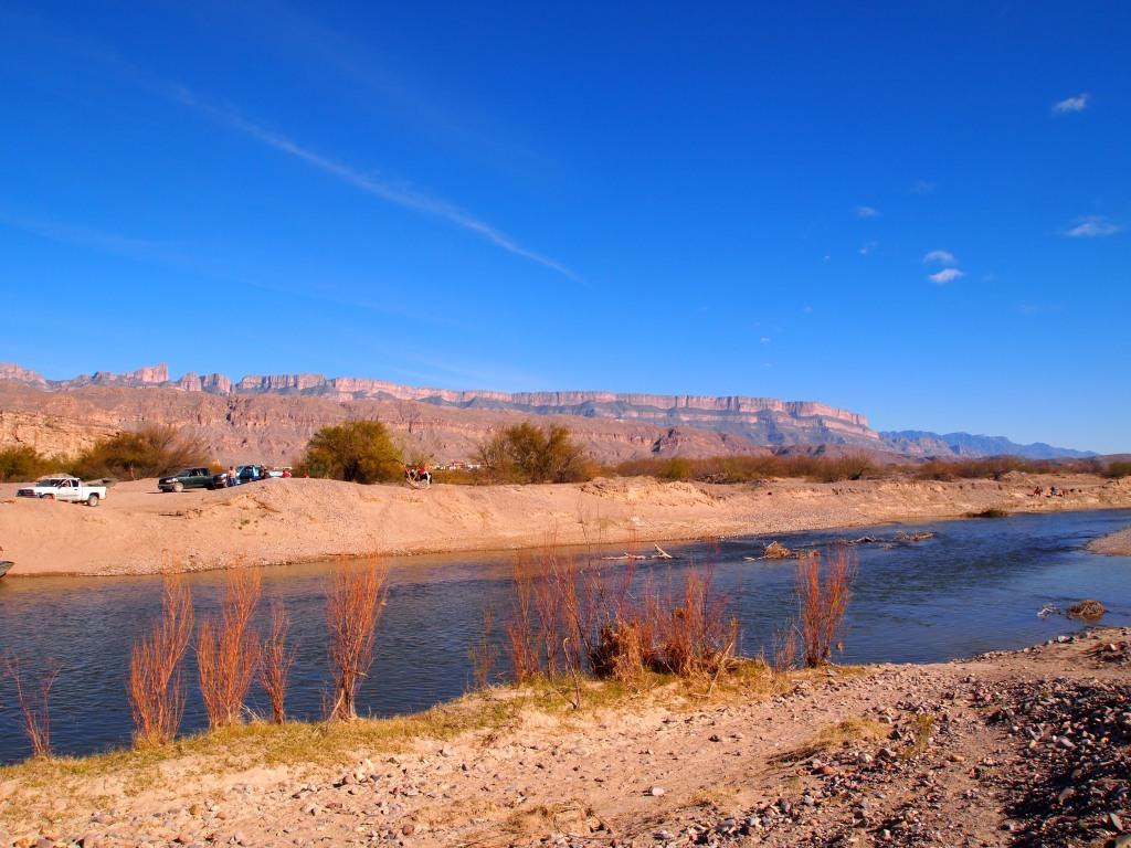 The Rio Grande & Mexico